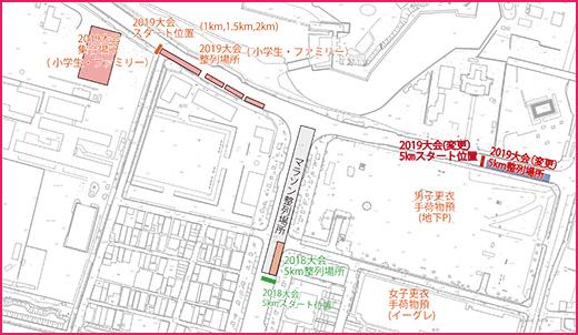 姫路城マラソン2019ファンランコース